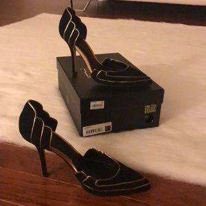 Truth or Dare by Madonna Sexy Black Heel